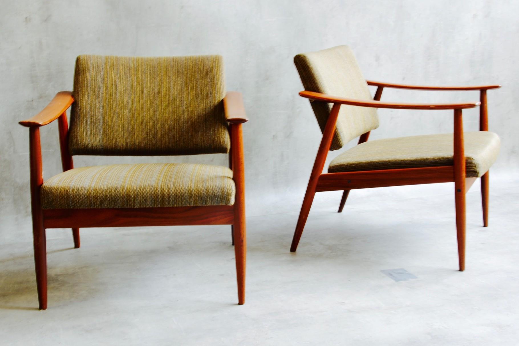 Sessel retro 50er  Lohmeyer - lieber Möbel kaufen