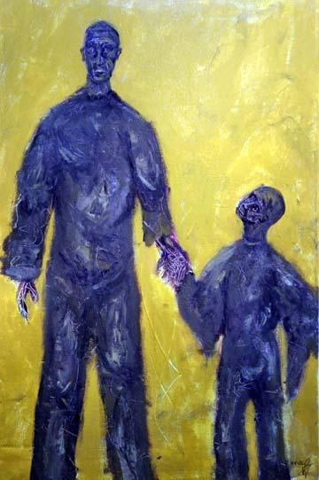 Die Brueder Ismael und Isaak