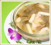 白身魚と酸菜の野山椒スープ 2,400円