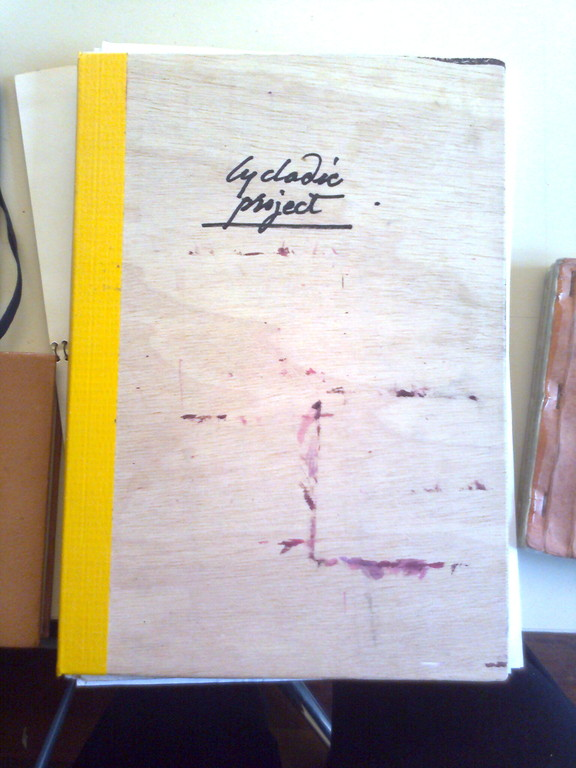 studies and notebooks by kyrillos sarris