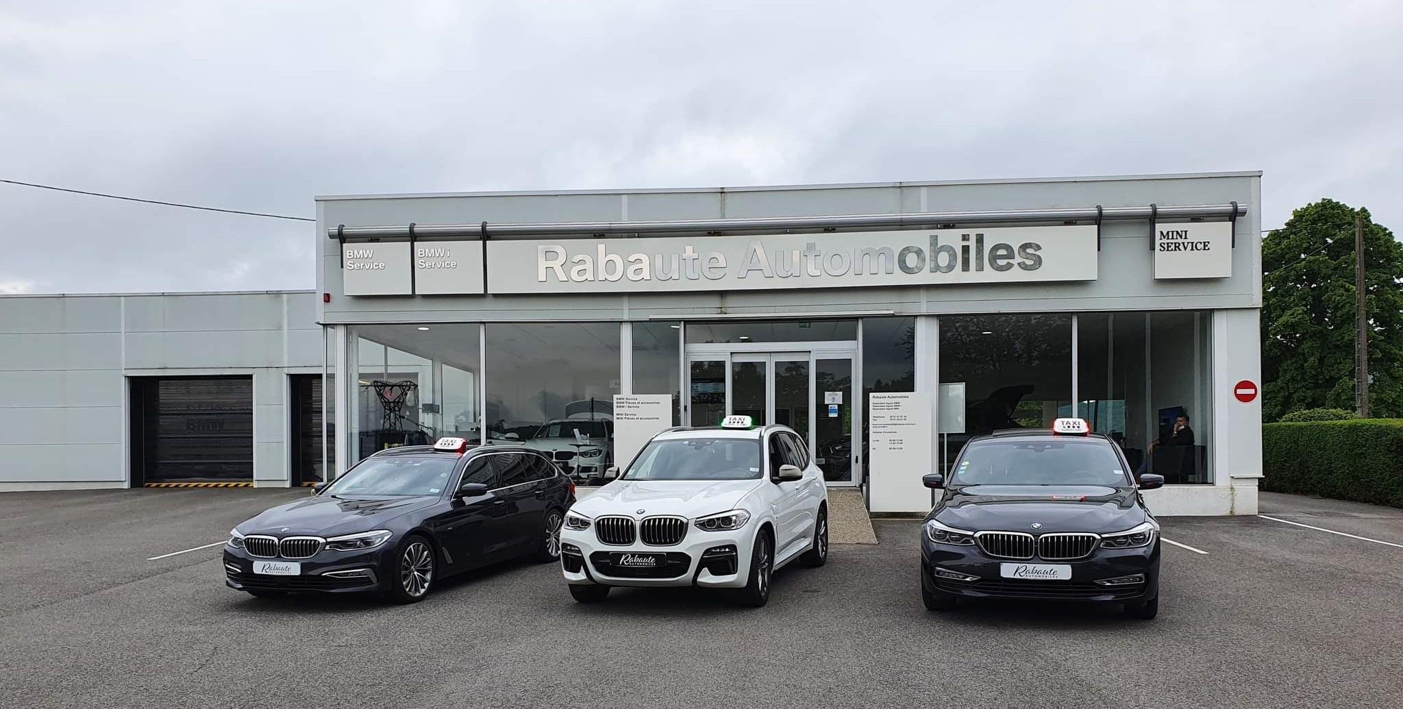 Voyagez en mode premium avec nos BMW classe affaires