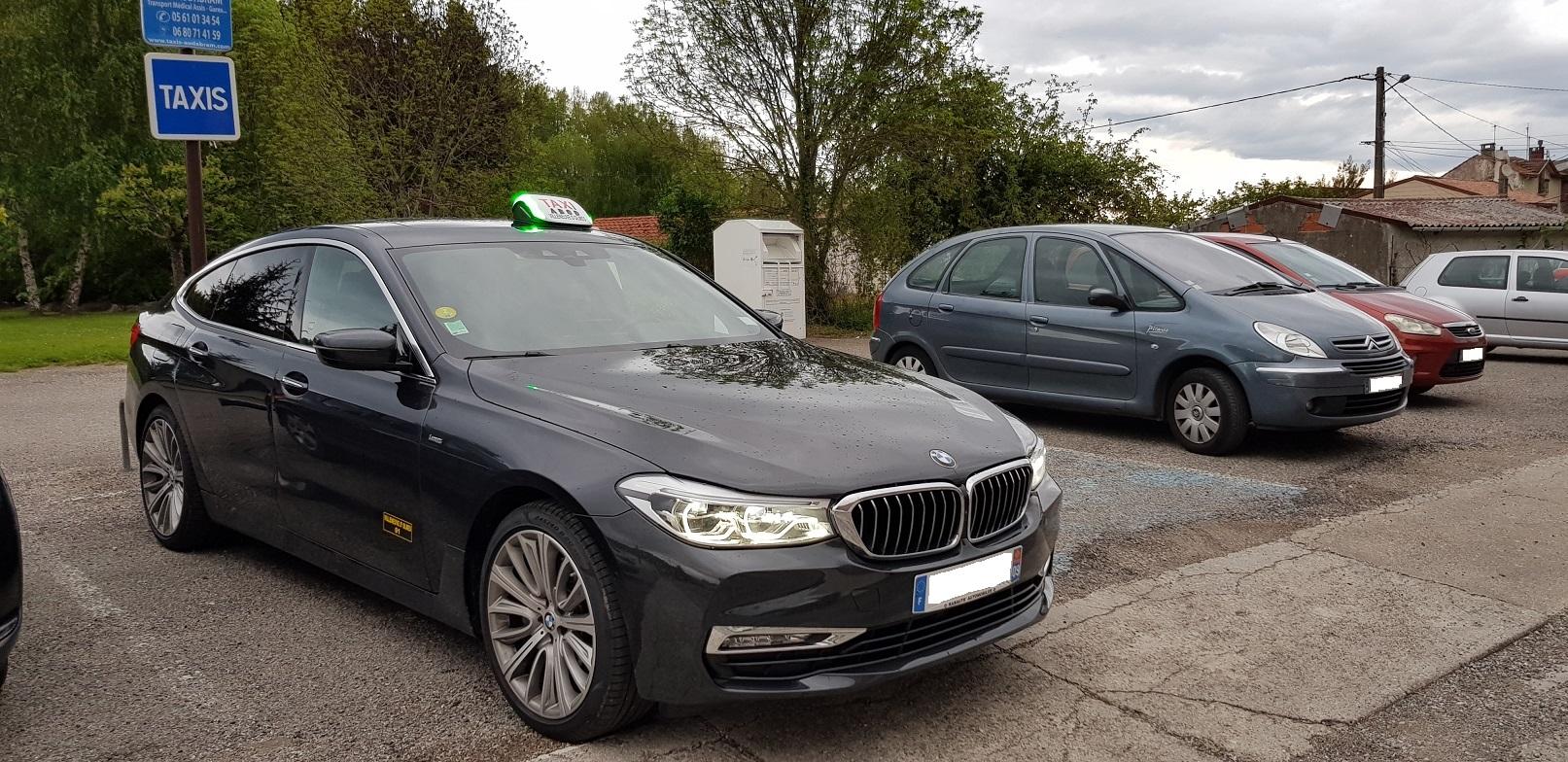 La Limousine BMW série 6 GT X-Drive luxury (un mélange de routière XXL, d'SUV & de coupé tout option)