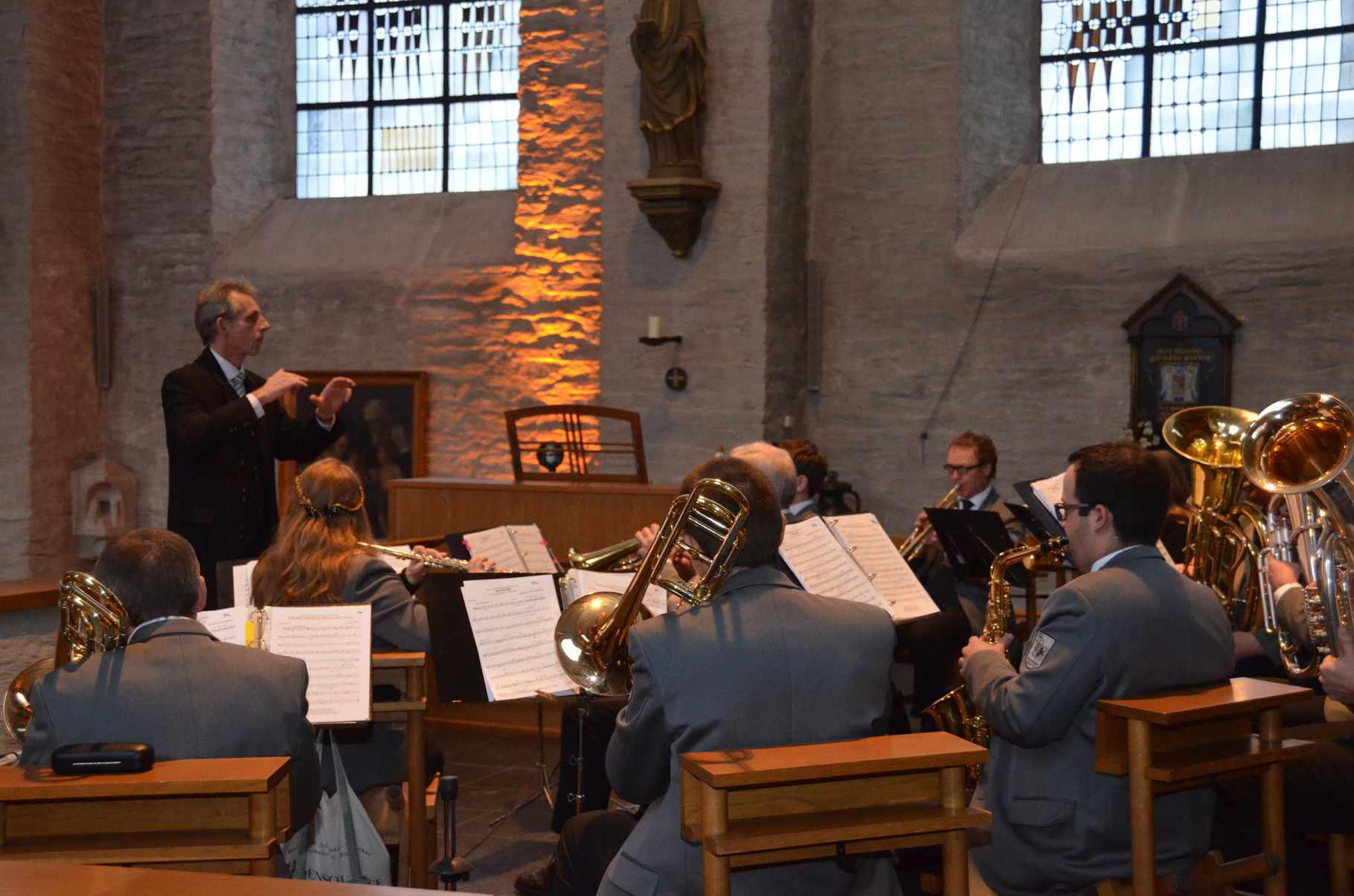 Unser Orchester