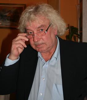Hartmut Lind ist Gründungsmitglied des Vereins und war von 2003 bis 2006 dessen Vorsitzender.