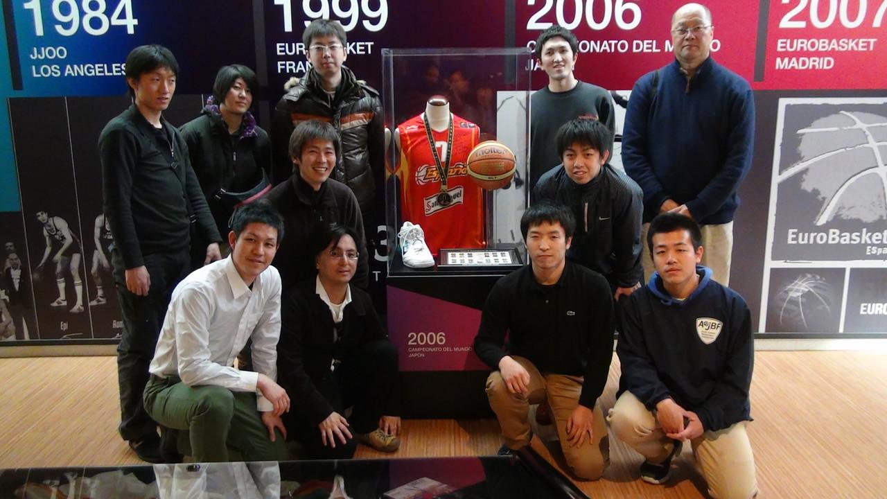 2006年日本で開催された世界選手権で初優勝を果たしのがスペインでした。