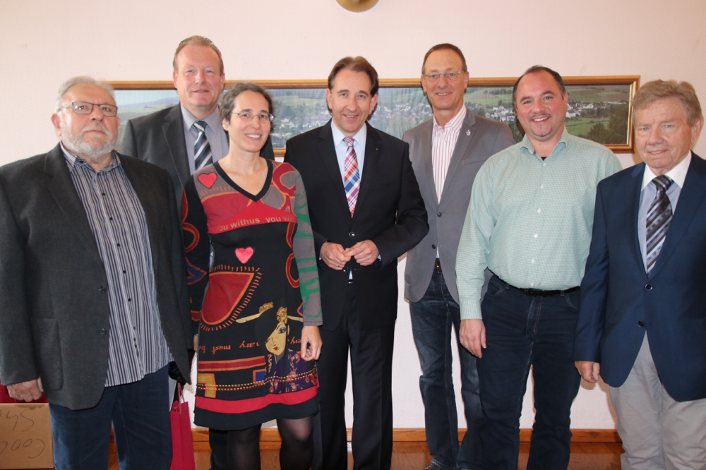 Hartmut Lotz (40 Jahre), Axel Fickeis,Jeska Middelhaufe, Matthias Lammert, Günter Groß, Matthias Seibel (25 Jahre), Walter Schuck (50 Jahre)!