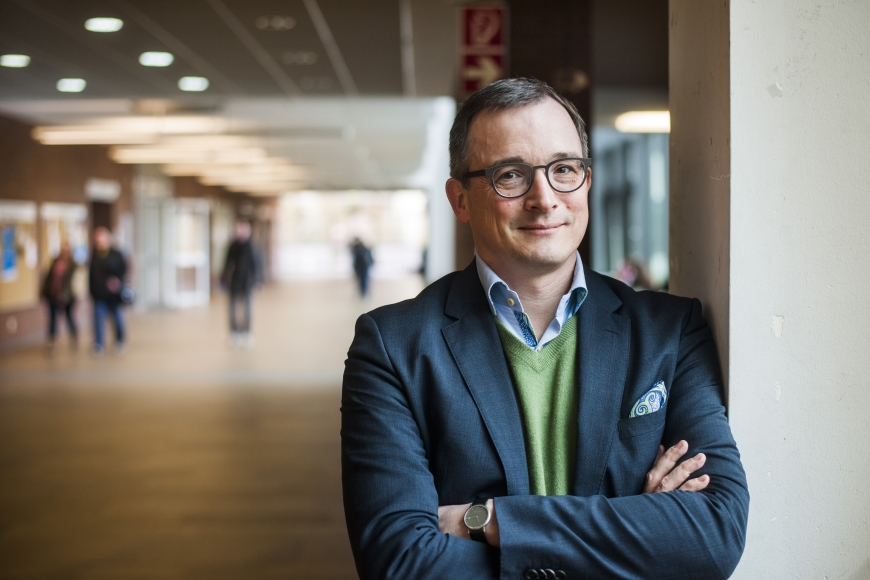 Spiegel-Bestsellerautor Univ.-Prof. Dr. Andreas Rödder spricht beim 22. Neujahrsempfang der CDU