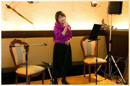 音楽教室生徒:今村由喜子さん