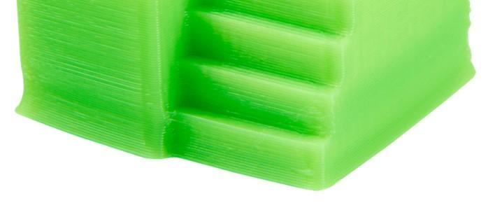 pie de elefante impresión 3D