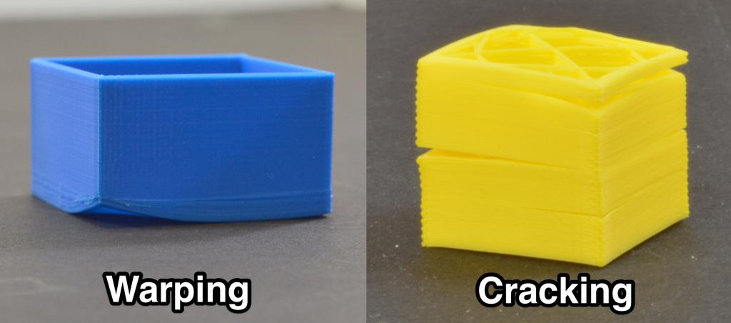 Guía visual de problemas y soluciones en la impresión 3D