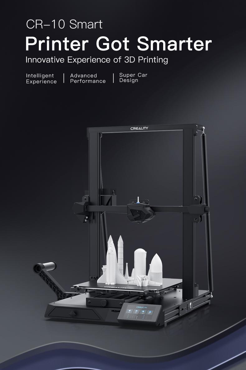 Impresora 3D Creality CR-10 Smart