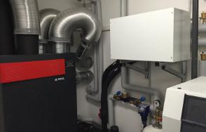 Herz & Wesch Wärmepumpe und kontrollierte Wohnraumlüftung Sonthofen