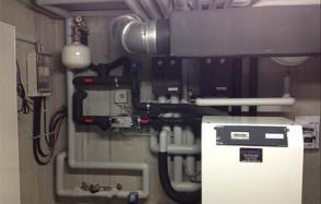 Herz & Wesch Wärmepumpe mit kontrollierter Wohnraumlüftung Rettenberg
