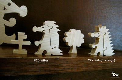 #26.mikey & #27.mikey(sakage)