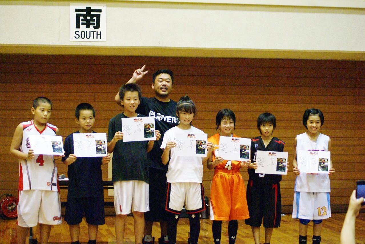 躍心JAPANのMVPは、得点王とは限らない。めちゃ頑張った子!