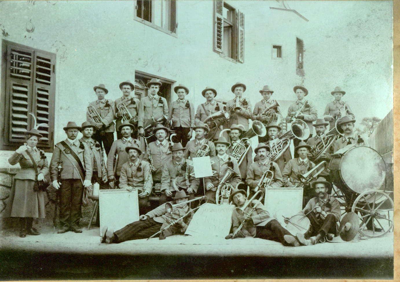 MK Kundl im Jahre 1912