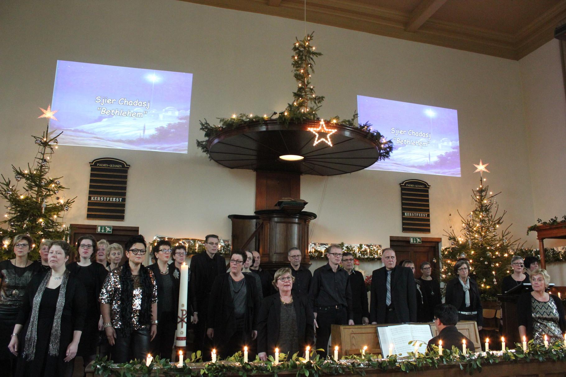 Kerkdienst Beesd op Eerste Kerstdag 2015