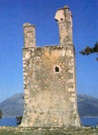 Kloster von Agrilia