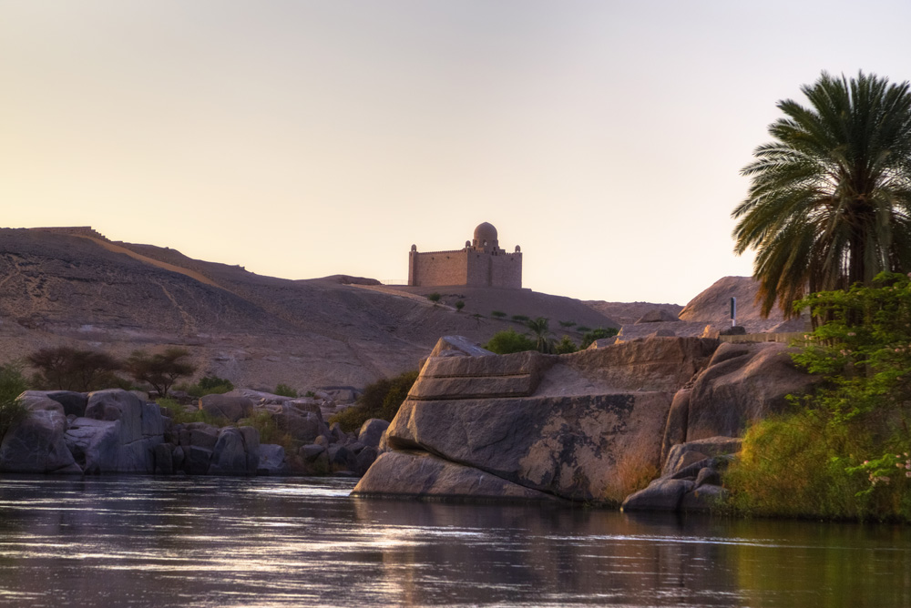 Aswan, Egpt