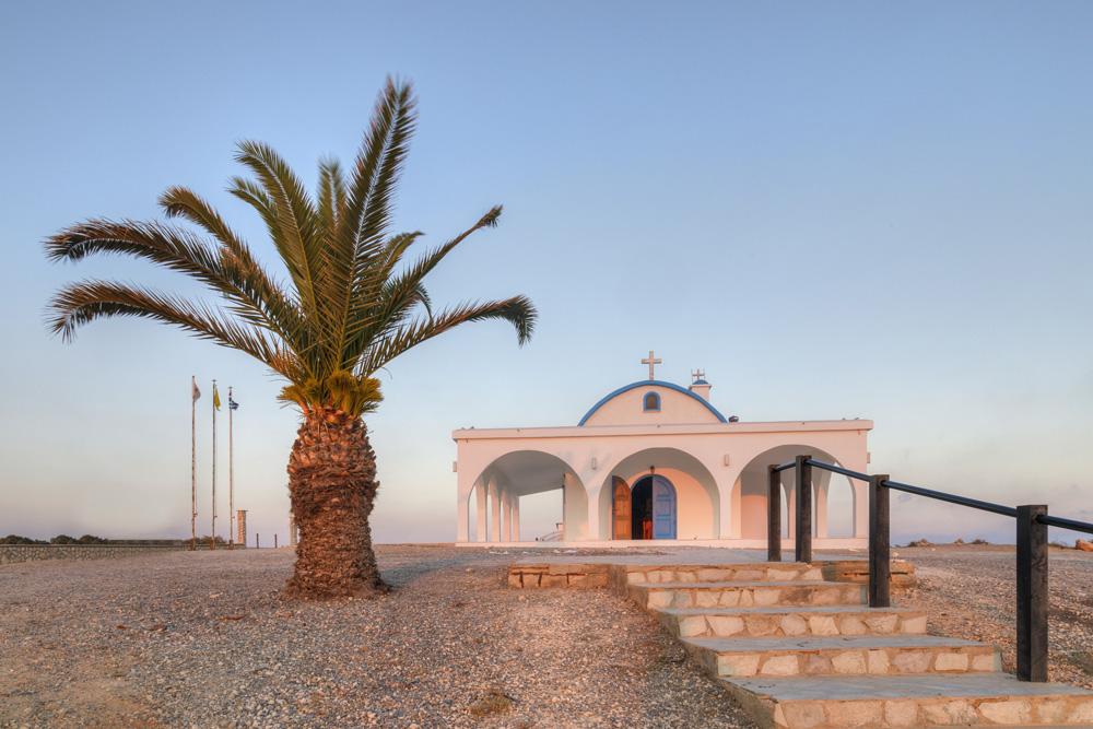 Ayia Tekla, Cyprus