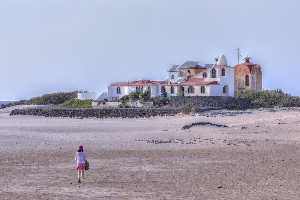 La Concha, Fuerteventura