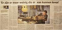 Interview Eindhovens Dagblad 25 okt 2014