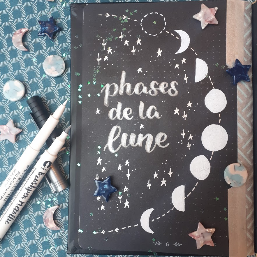 Bullet Journal - #9 Magic Bujo