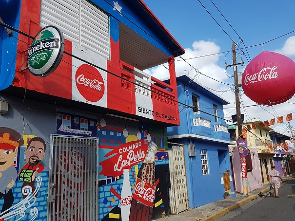 La Perla, San Juan; Puerto Rico