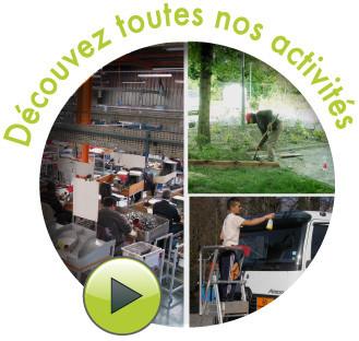 L'Atelier Siis - sous traitance industrielle, espaces verts et nettoyage