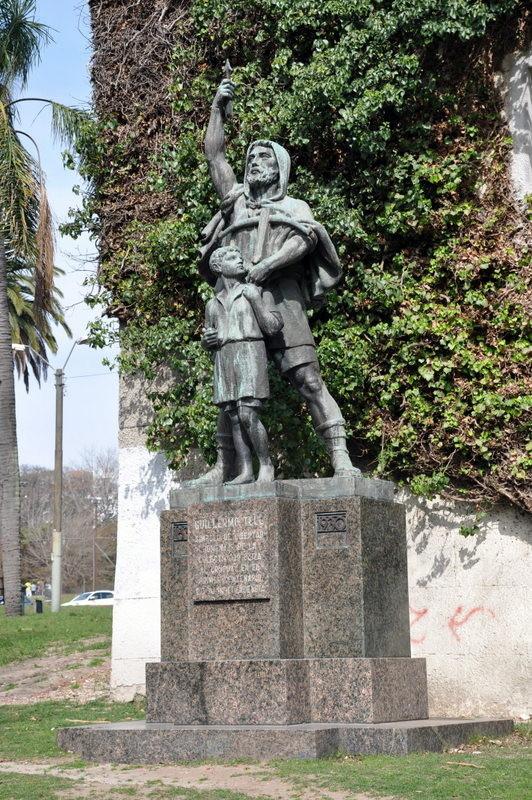 Guillermo Tell, also.... der Wilhelm Tell aus der Schweiz (kein Scherz)