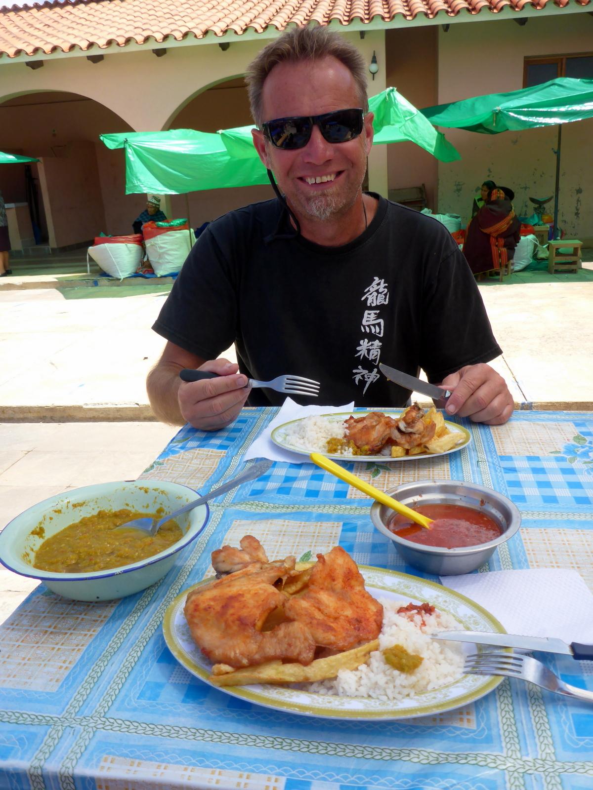 Leckeres Mittagessen für CHF 1.50