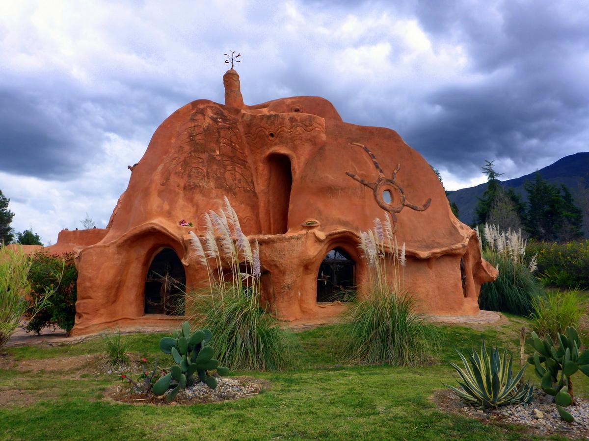 Das Terracotta Haus