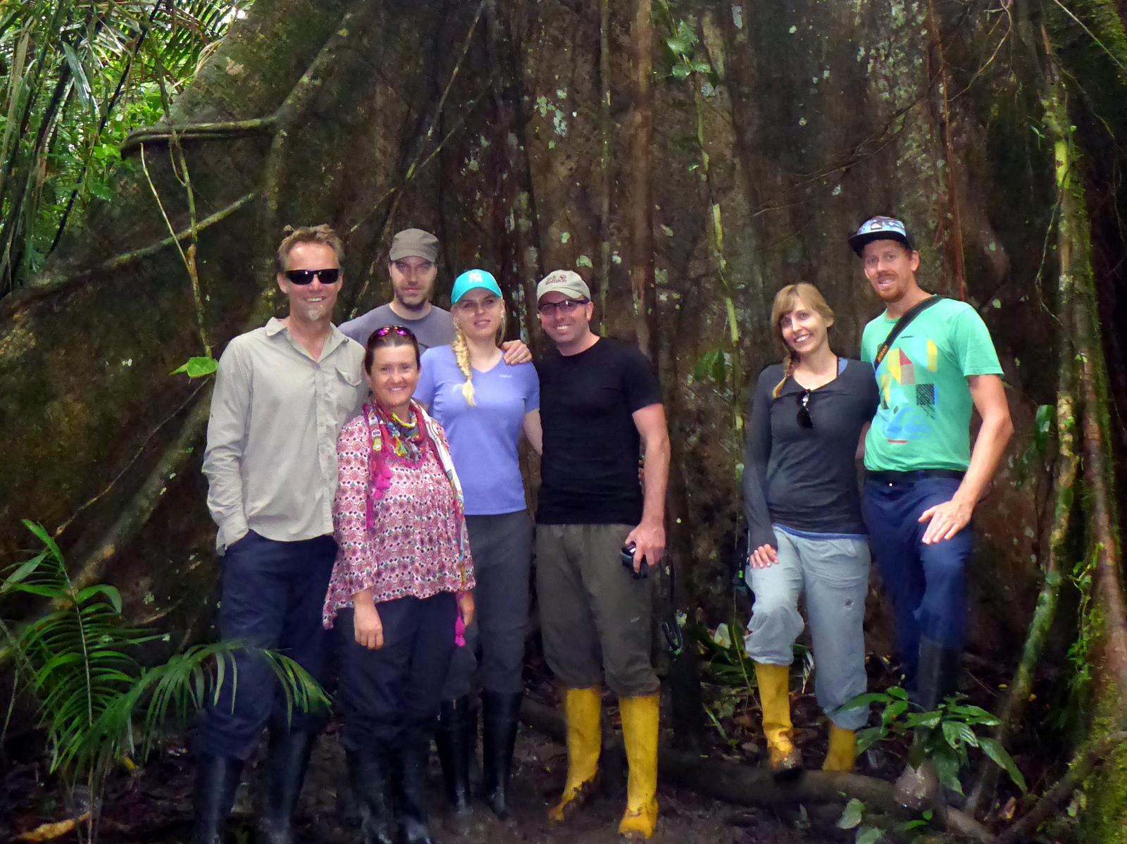 Unsere Dschungelgruppe
