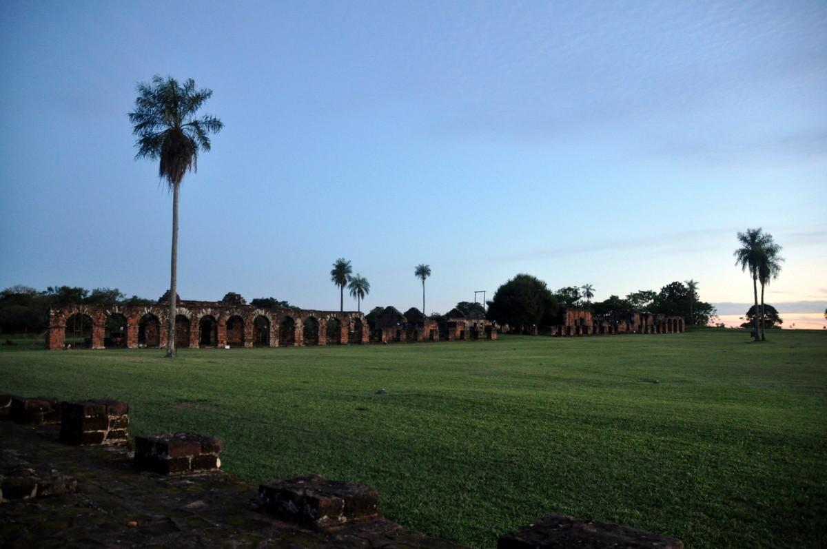Jesuitenreduktion Trinidad in Paraguay