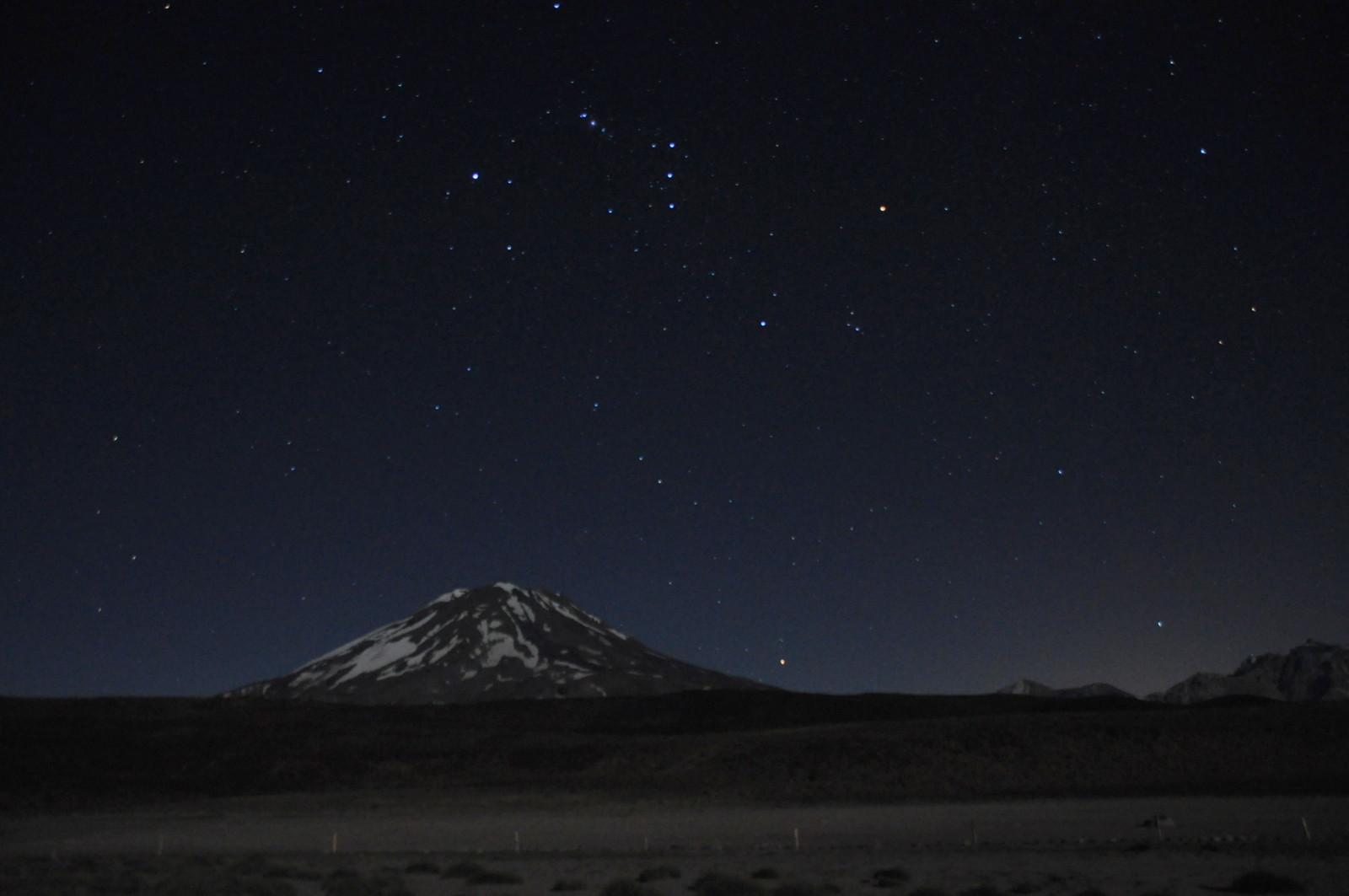 Vulkan Maipo
