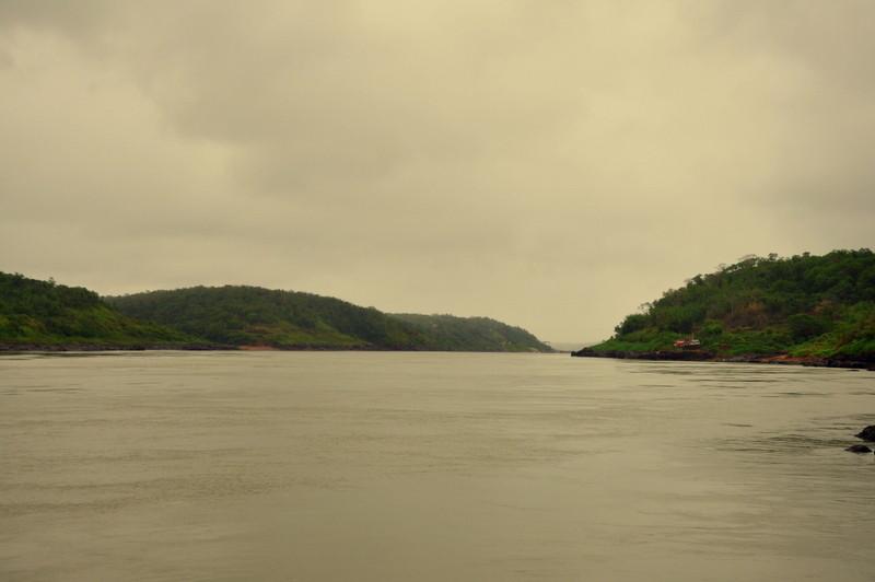 wie am Mekong in Südostasien