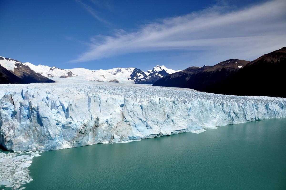 Perito Moreno Gletscher...