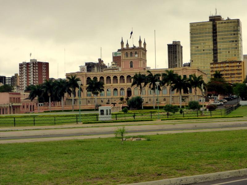 Die Hauptstadt Asunción