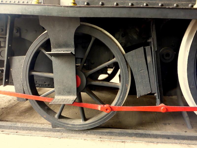 Bremsklötze aus Holz