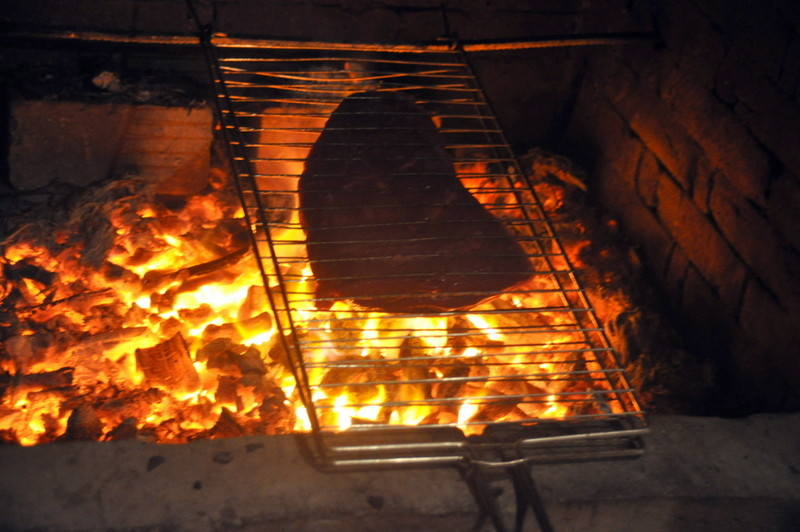 Mmhhhh Roastbeef am Stück auf unserem Grill