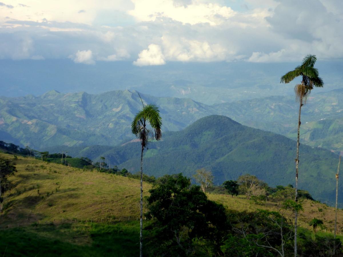 Traumhafte Überfahrt nach Villa de Leyva