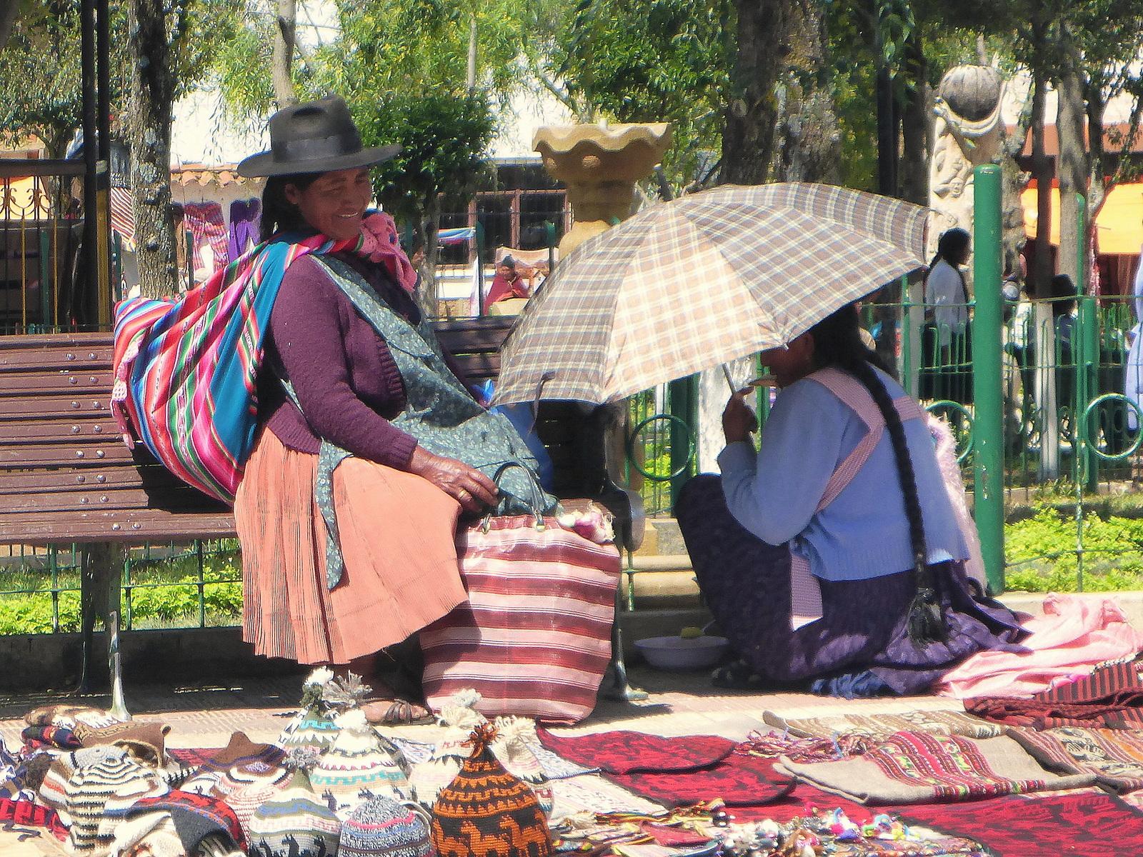 Marktfrauen