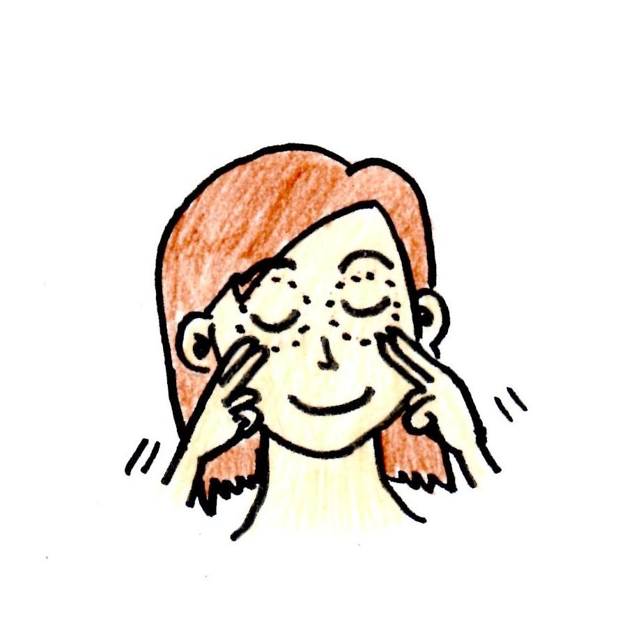"""10月10日は目の愛護デー """"目の疲れを吹き飛ばすオススメ対策⑤"""""""