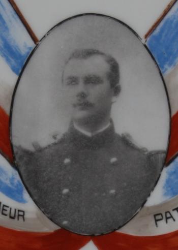 Emile LEBEAU MPLF le 30 juillet 1915