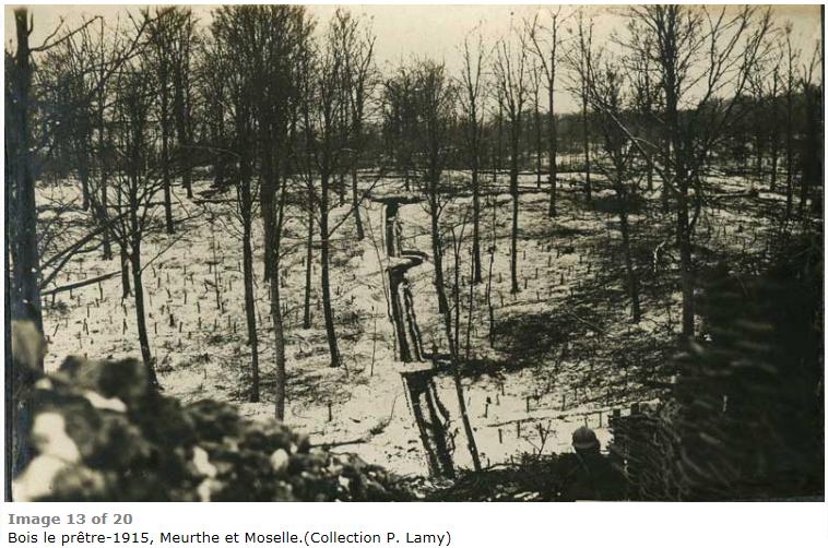 Ferdinand MARCOU & Emile LEBEAU MPLF  à Bois le Prêtre