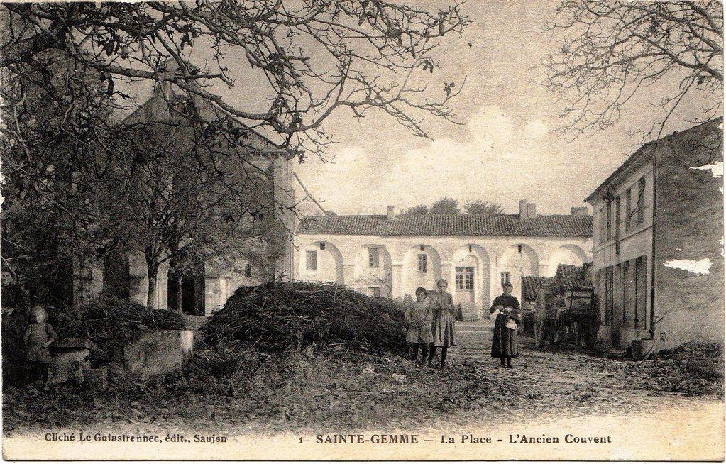 La place vers 1917