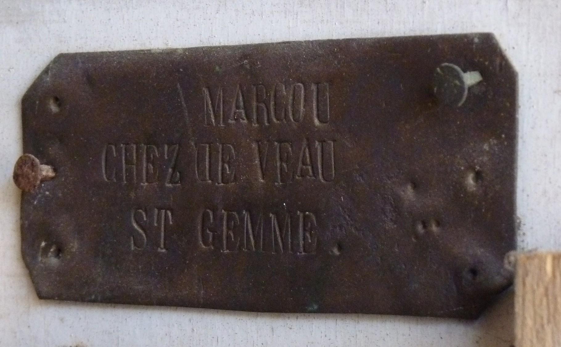 Ferdinand MARCOU & Albert MARCOU