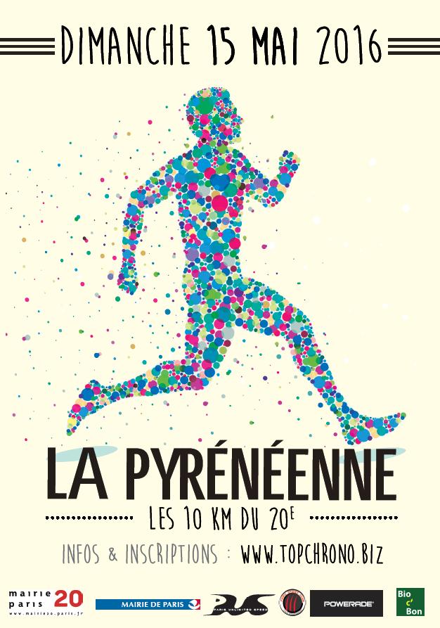 Affiche pour la Mairie du 20e - Paris