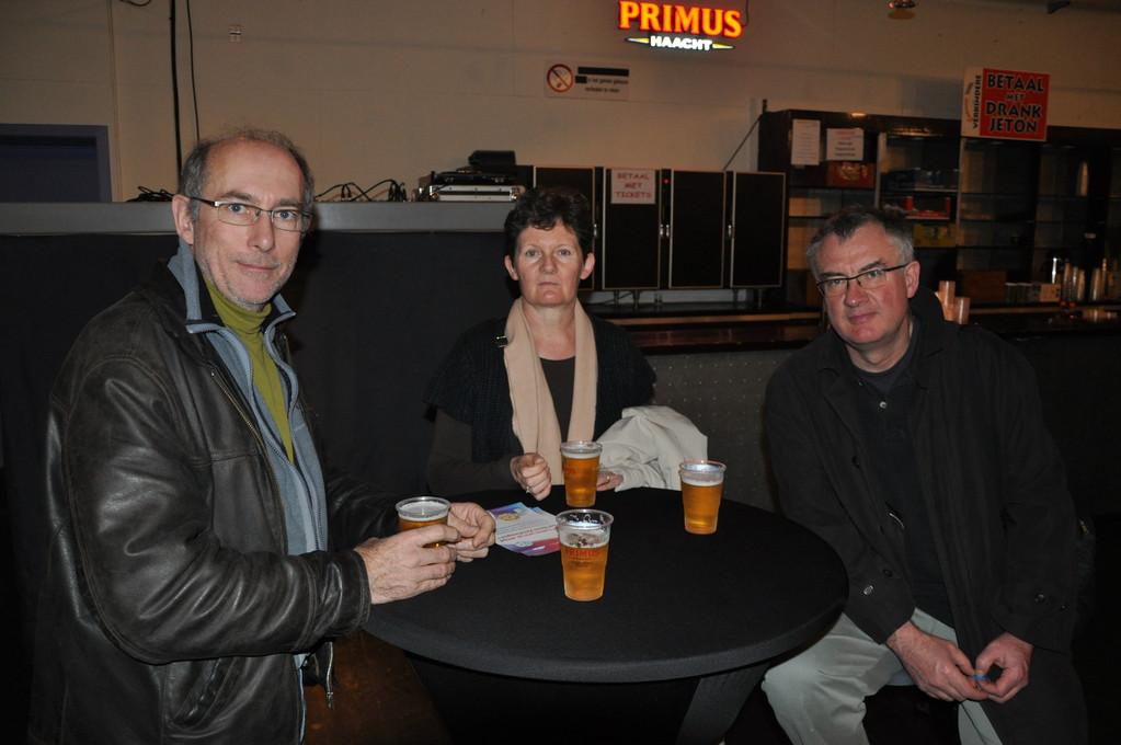En Belgique, une bière c'est normal!