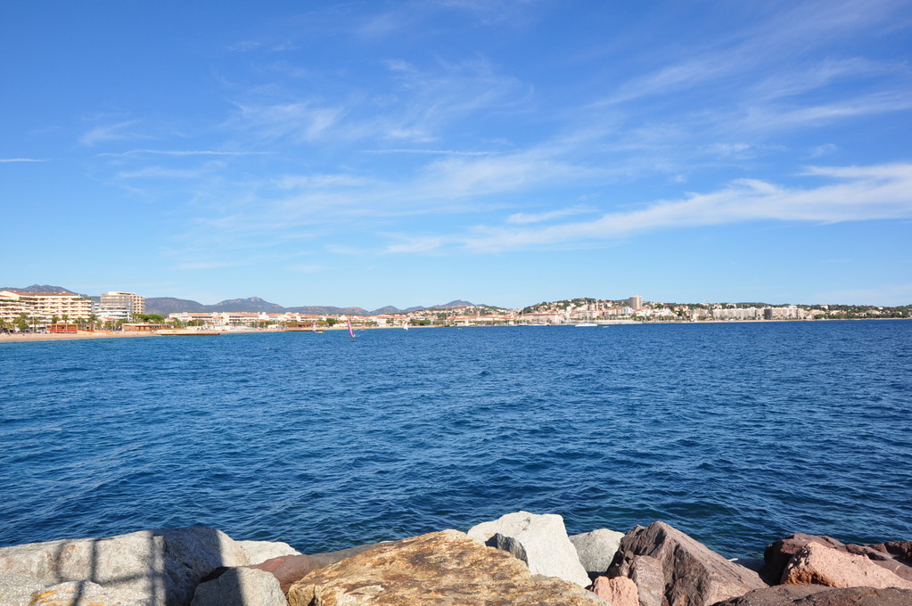 La baie de Saint RAPHAEL